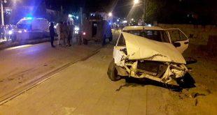 Erzincan'da Kamyonet ile Otomobil Çarpıştı: 6 Yaralı