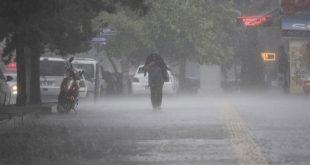 Doğu Anadolu'da 4 İlde Gök Gürültülü Sağanak Etkili Olacak