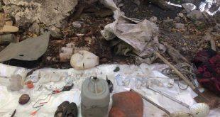 """Erzincan'da """"Kıran-4"""" Operasyonunda 44 Sığınak ve Barınak İmha Edildi"""
