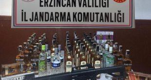 Erzincan'da Jandarmadan Kaçakçılara Darbe