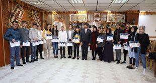 Erzincan Belediyesinden Örnek Program