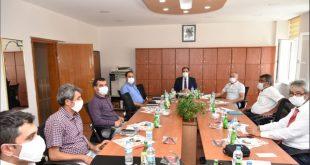 İlçe Millî Eğitim Müdürleri Kurulu Toplantısı Yapıldı