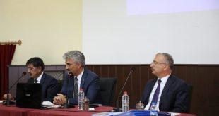 2020 Yılı 3'üncü İl Koordinasyon Kurulu Toplantısı Yapıldı