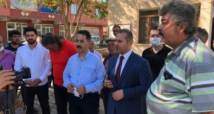 AK Parti'den Uluköy'e Ziyaret