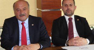 """Erzincan Milletvekilleri, """"Gazilerimizi Minnet ve Saygıyla Anıyoruz"""""""