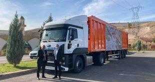 Üzümlü'de Çöp Depolama Çözüme Kavuştu