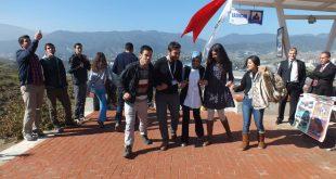 Fuarda Erzincanlı Gençler İllerini Tanıttı